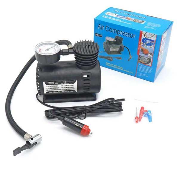 Автомобильный компрессор 300 PSI