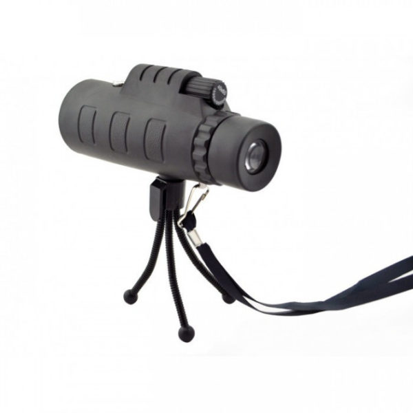 Монокуляр 40х60 с креплением для телефона