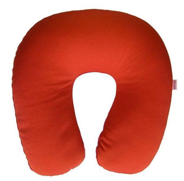 Дорожная подушка-подголовник для путешествий