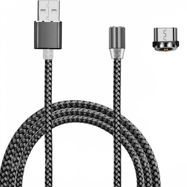 Насадка магнитная на кабель (micro-USB)