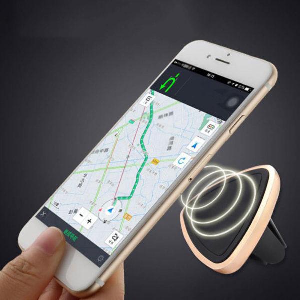 Магнитный автомобильный держатель для телефона Mount Holder