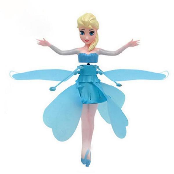 Летающая кукла фея Эльза Холодное сердце