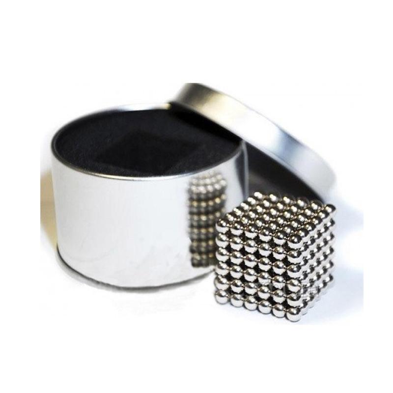 Неокуб серебро (216 шаров)