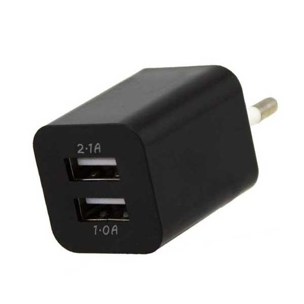 Сетевое зарядное устройство 2 USB