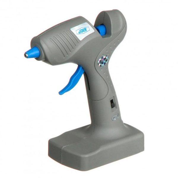 Термопистолет для силиконового клея S 609 от сети 220v/4AA