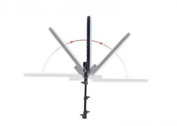 Профессиональная кольцевая Led лампа RL-18 (45 см)