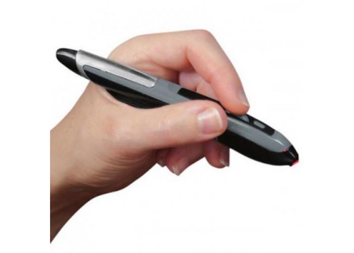 Беспроводная оптическая мышь ручка