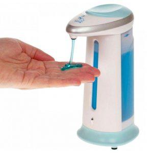 Автоматический дозатор мыла Soap Magic