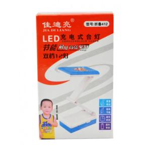Настольная светодиодная лампа трансформер