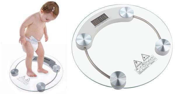 Весы напольные электронные до 150 кг