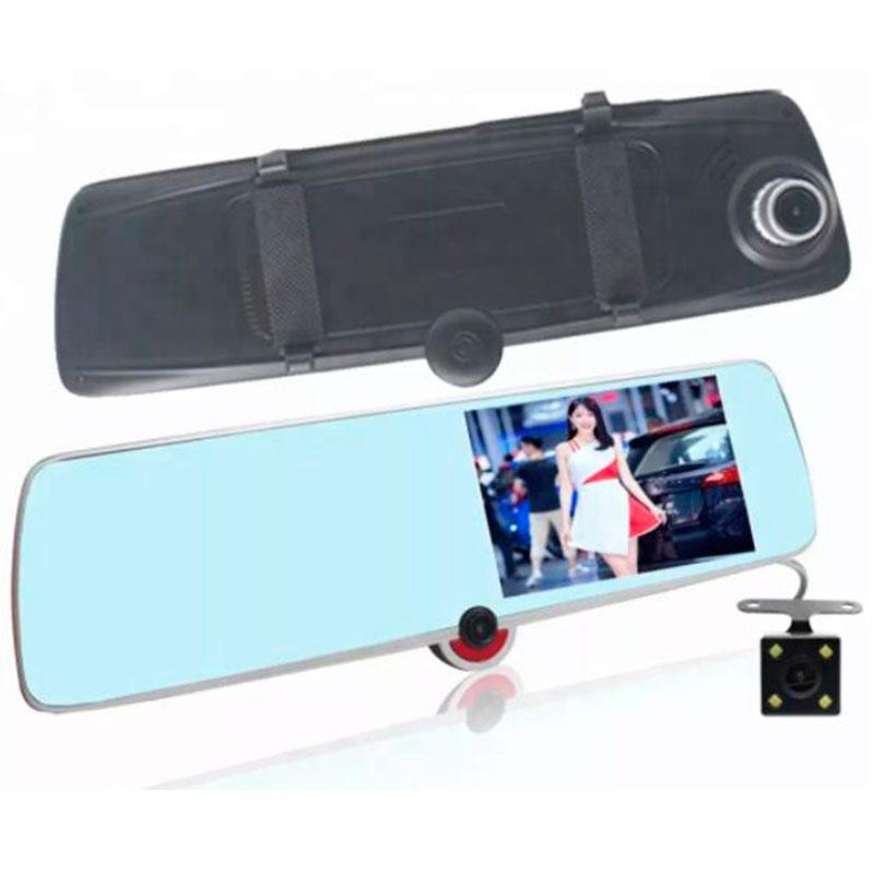 Видеорегистратор-зеркало Mirror DVR 2.0 Max на 3 камеры
