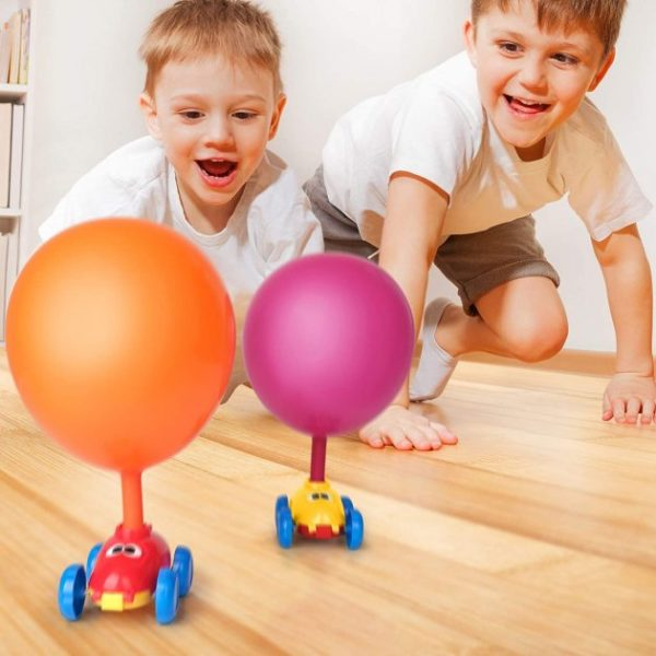 Игровой набор машинок с воздушным шаром FORCE Principle
