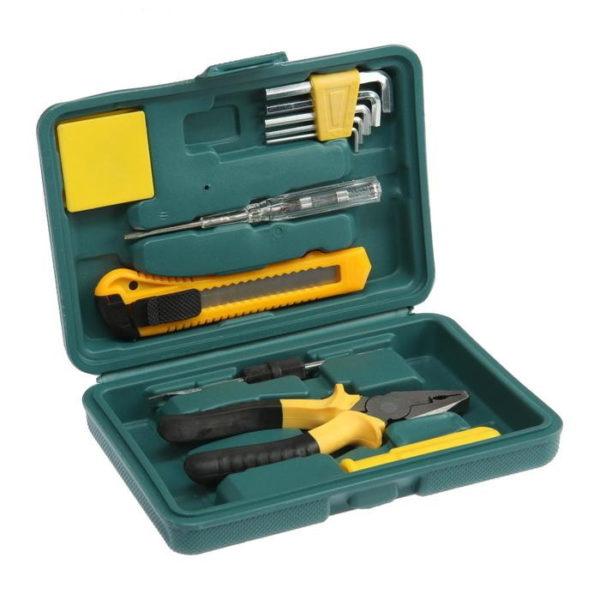 Набор инструментов бытовой 11 предметов