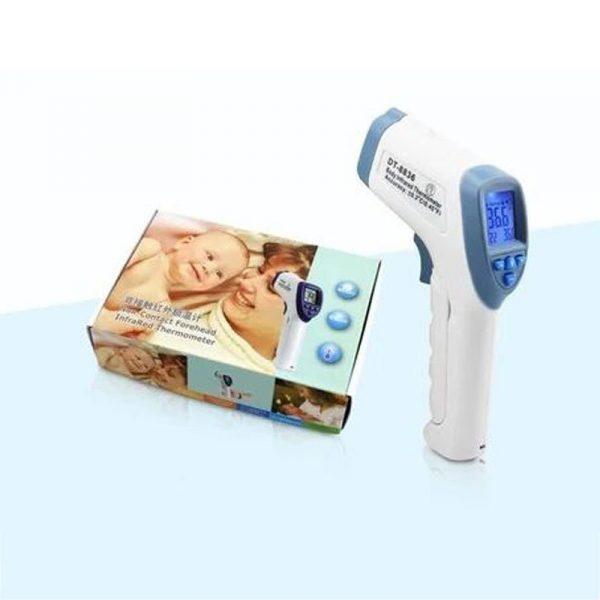 Инфракрасный бесконтактный термометр, для тела