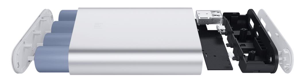 Набор Плеер Mp3 Hi-Fi mini + Повербанк Xiaomi Mi 10400 mAh