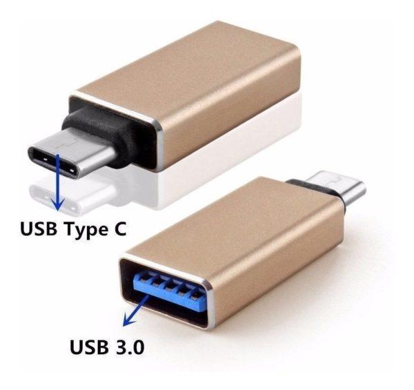 OTG Переходник USB 3.0 на Type-C