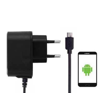 Сетевое зарядное устройство (microUSB)