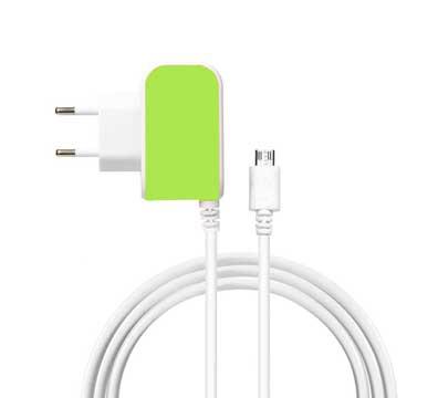 Сетевое зарядное устрйоство 3 USB (microUSB)