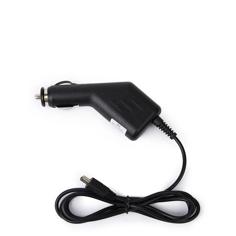 Автомобильное зарядное устройство mini-USB 12-24V