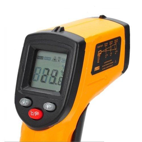 Бесконтактный термометр, универсальный