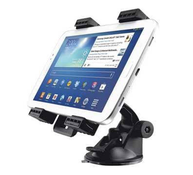 Держатель для телефона,планшета в машину (7-11″)