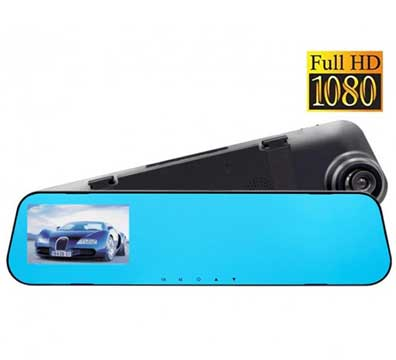Видеорегистратор-зеркало Mypower DVR Full HD (1 камера)