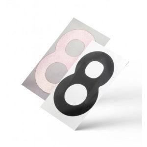 Нанопленка цифра 8 на автономера