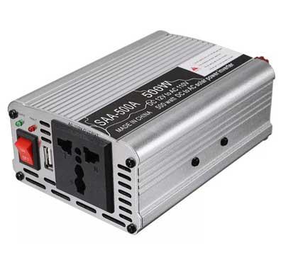 Преобразователь напряжения, инвертор (12-220V) 500W