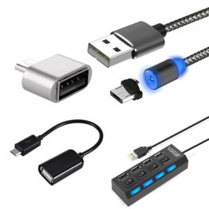 Переходники и кабели