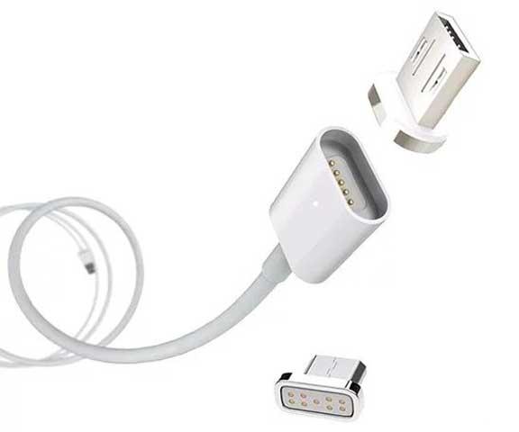 Магнитный кабель для зарядки(micro USB)