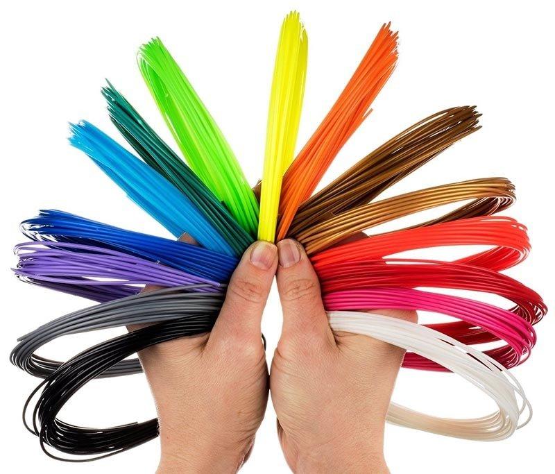 PLA Пластик для 3Д ручки