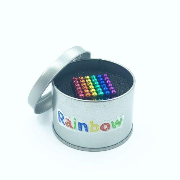 Цветной неокуб original (216 шариков)
