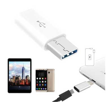 Переходник micro-USB на Type-C