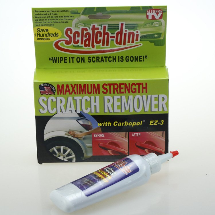 Средство для удаления царапин с автомобиля Scratch-Dini