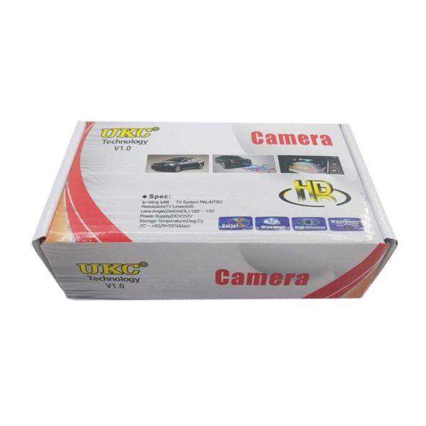 Камера заднего вида для автомобиля с функцией парковки