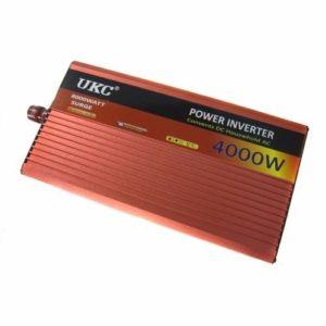 Преобразователь напряжения, инвертор (12,24-220V) 4000W