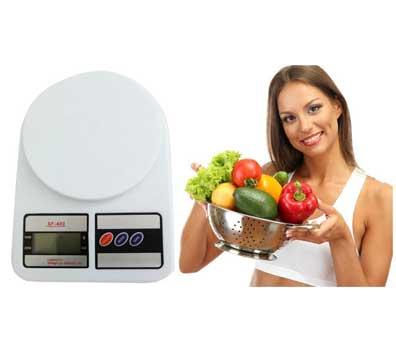 Бытовые весы кухонные