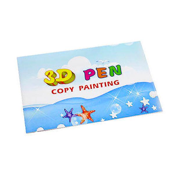 3Д ручка для рисования, набор Maxi
