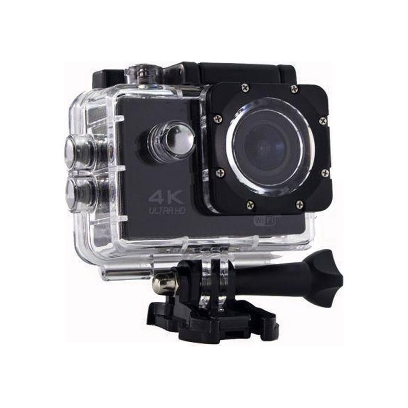 Экшн-камера Sports Ultra HD 4K Wi-Fi 16 Mpx с пультом