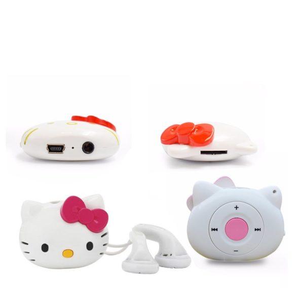 Плеер MP3 White Kitty